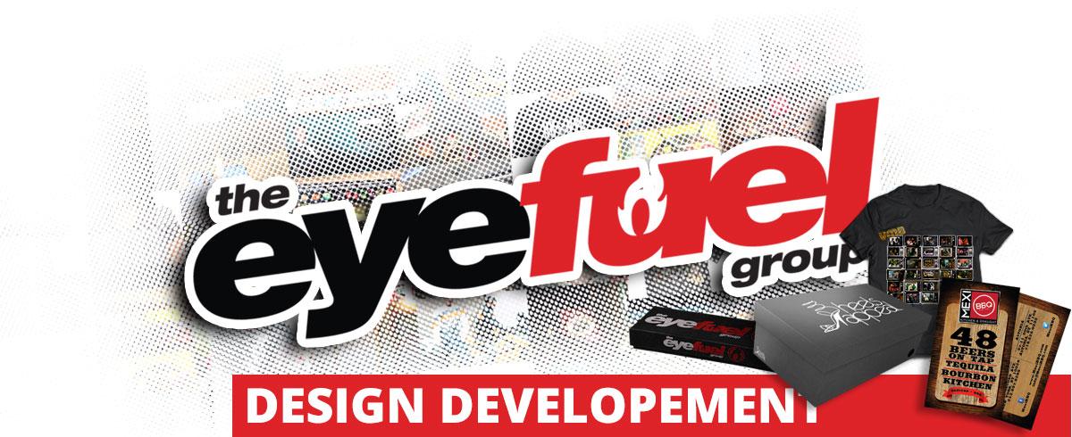 Eye Fuel - Design Development