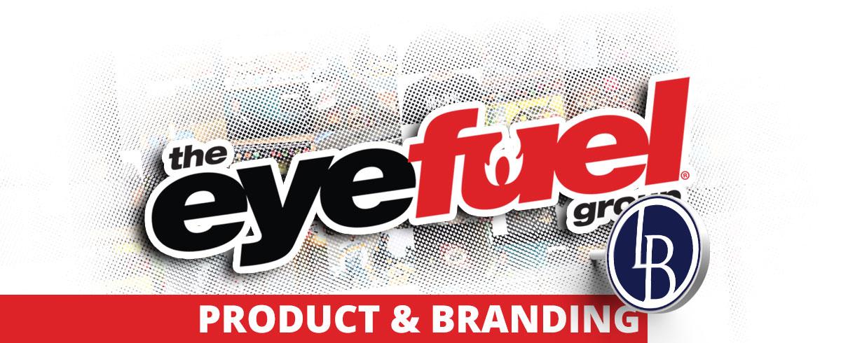Eyefuel - Product & Branding